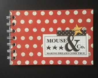 Disney Themed Autograph Book