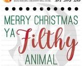 Digital File, Merry Chris...