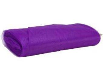 """Nylon Net 72"""" Wide 40yd Bolt-Purple"""