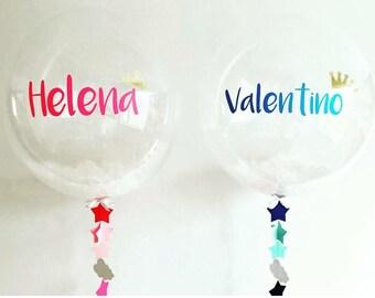 Happy Birthday Balloon - Baby Shower Balloon