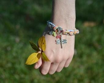 Pastel Garden Bracelet