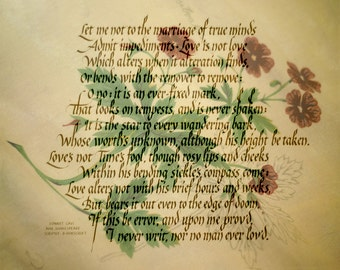 shakespeare sonnet flowers wall art decor photography beautiful decor photographic prints photography brown green red beige