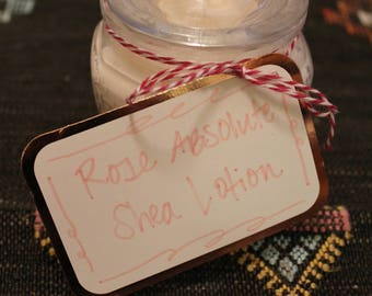 Rose Absolute Shea Lotion