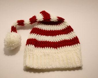 Crochet Child's Elf Hat