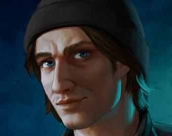 Character Portrait Commission