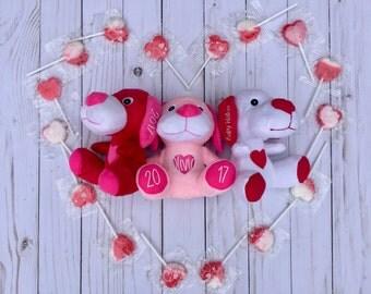 Valentine's Day Plushie