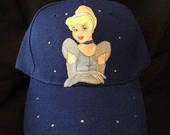 Cinderella Disney Character Hat