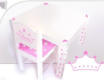 CHILD TABLE LILLI