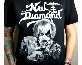 King Neil Diamond T-shirt