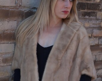 Vinage Fur Coat