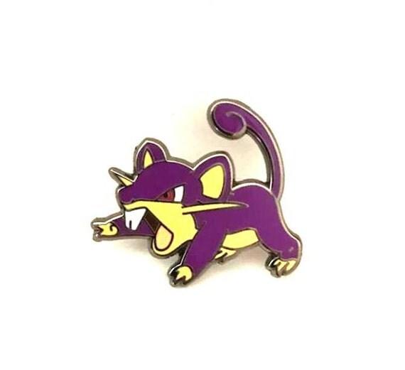 Rattata Lapel Pin