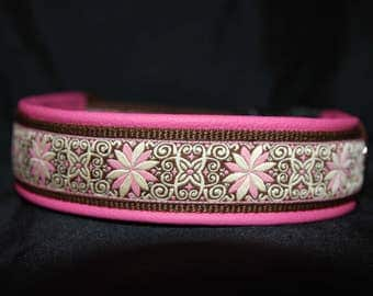 Neck band Dream in pink