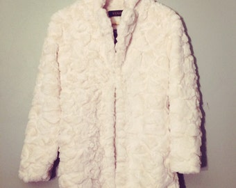 XS Faux Fur Coat