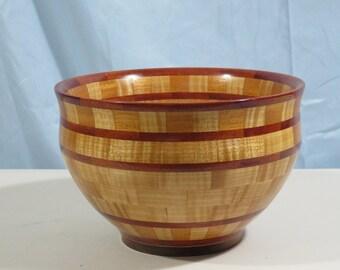 segmented bowl #6