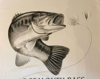 Solar Large Mouth Bass