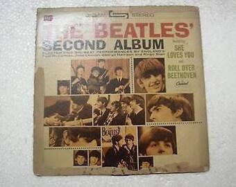 The Beatles - The Beatles Second Album // Vintage LP