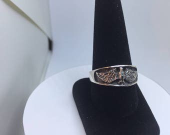 Eagle Ring Size 13 (free Shipping)