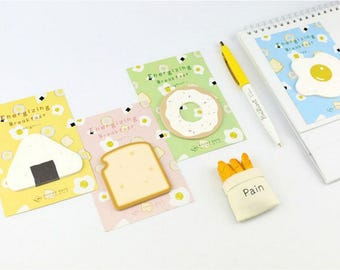 Artistic -Sticky Notes, Medical Plaster Post It Notes, Reminder Notes, Memo Pad Stickers, Planner Page Marker Stickers