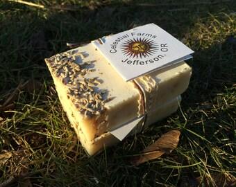 Handmade Tallow Lavender Soap