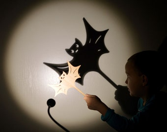 Shadow Puppets - toys for shadow theatre
