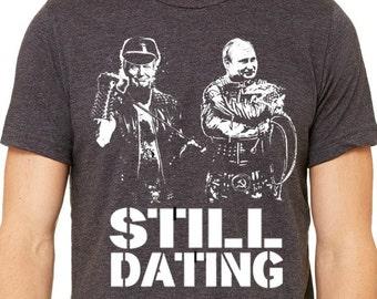 Still Dating T-Shirt, Stop Trump, Not My President, Trump Putin, Anti Trump Tee, Political Tshirts, Impeach 45 Shirt, Impeachment Tee
