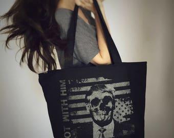 NWH-Skull Tote