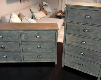Rustic Farmhouse Dressers