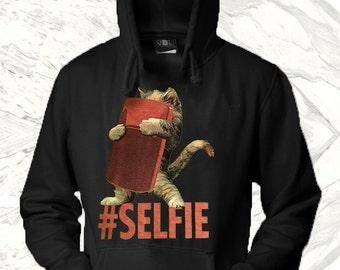Funny Cat - Selfie