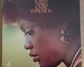 Margie Joseph Rare Soul Funk LP Makes A New Impression 1970 Volt 6012 Bar Kays Muscle Shoals