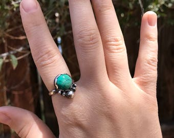 Southwestern Queen Ring Size 5.5