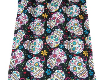 Hot cold back packs, Heating pad microwaveable, Cold and Heat packs, Heated lap blankets, Aromatherapy packs, Sugar Skulls Back Heating Pad