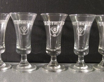 Jagermeister Shot Glass from Germany 2CL