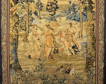 THE DANCE Tapestry