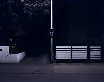 "night # 23-20 x 30 cm. Series ""at rest"""