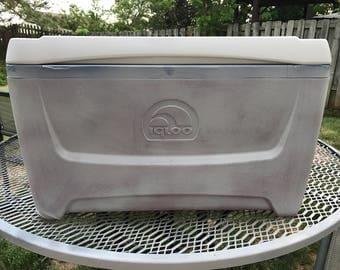Pre-primed/Sanded/Taped Cooler
