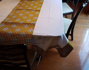 Table Cloth with Runner