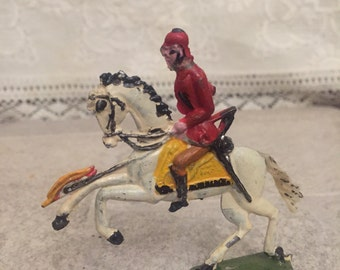 Antique Lead Toy Soldier