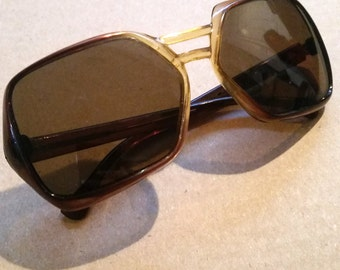 Vintage 60s Sunglasses Retro Eyewear Women