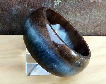 Handmade resin bangle braclete