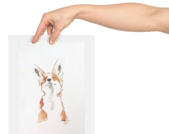 Carton blanc sans acide 8 x 10 pouces -  Whiteboard 8 x 10 inches acid-free