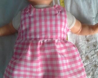 Tiny pink prem dress