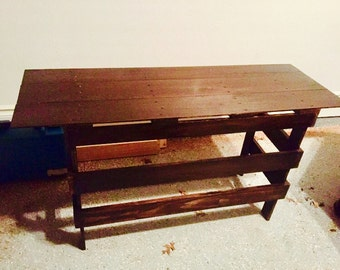 Custom Handmade Lightweight Desk