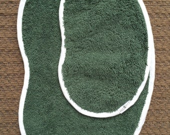 Earth Green Bean Cloth Set