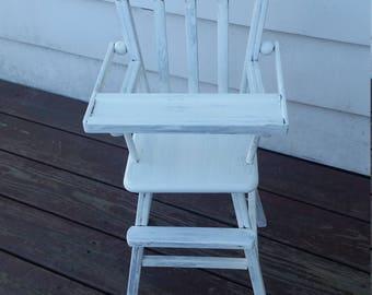 Vintage Dolly highchair