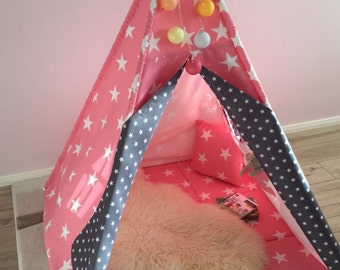 Play tent tipi GogglyKids