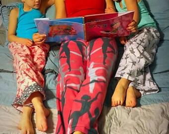Dance themed Pajama Pants