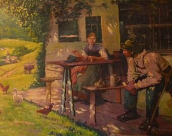 Village hangout