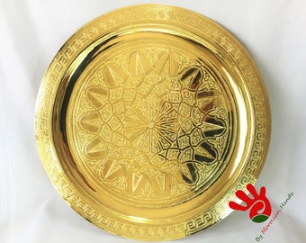Set Bronze - Moroccan handicraft - Maghreb