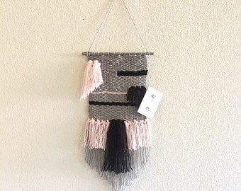Ayasha - great wall weaving gray and pink