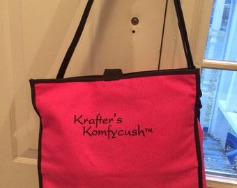 Craft Bag - Krafter's Komfycush
